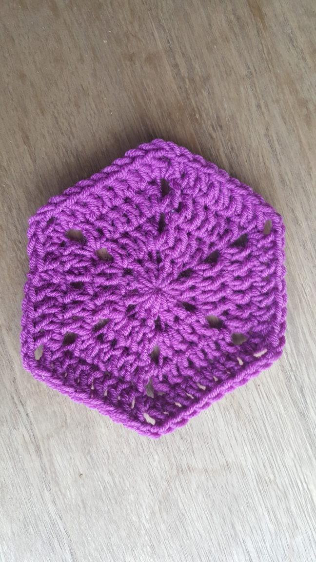 Hexagondeken Een Mooi Gebaar
