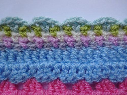 Populair Attic24 – Linen Stitch Rand | Een Mooi Gebaar @ZB73