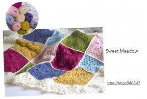 Nature's Walk - Sweet Meadow kleurenpakket